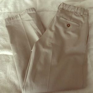 ❣️IZOD kids pleated front khaki pants
